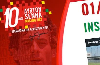 10ª Maratona de Revezamento – Ayrton Senna Racing Day