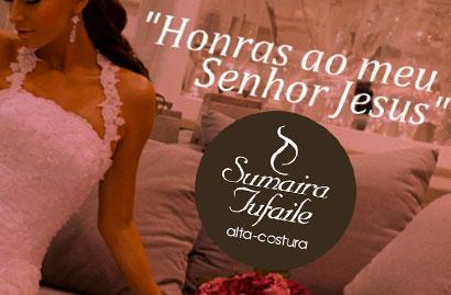 Sumaira Tufaile – Vestido de Noiva – Campinas