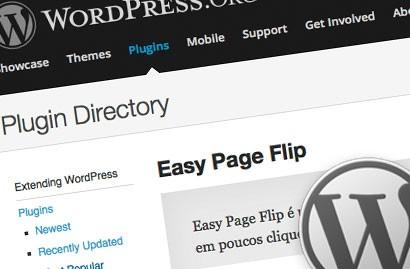 Easy Page Flip – Plugin WordPress