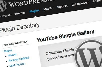 YouTube Simple Gallery – Plugin WordPress