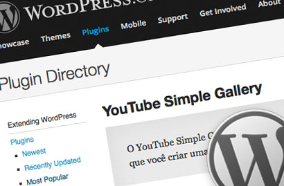 YouTube Simple Gallery – Plugin WordPress