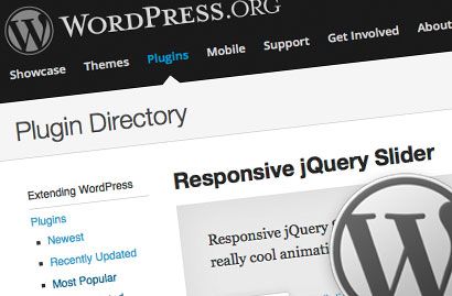 Responsive jQuery Slider – Plugin WordPress
