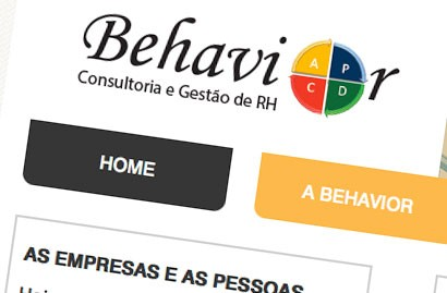 Behavior Consultoria Empresarial