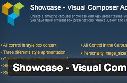 Showcase – Visual Composer Addon – Plugin WordPress